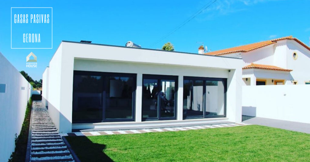 Passivehaus prefabricadas Tarragona