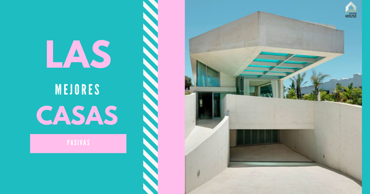 Casas pasivas Barcelona