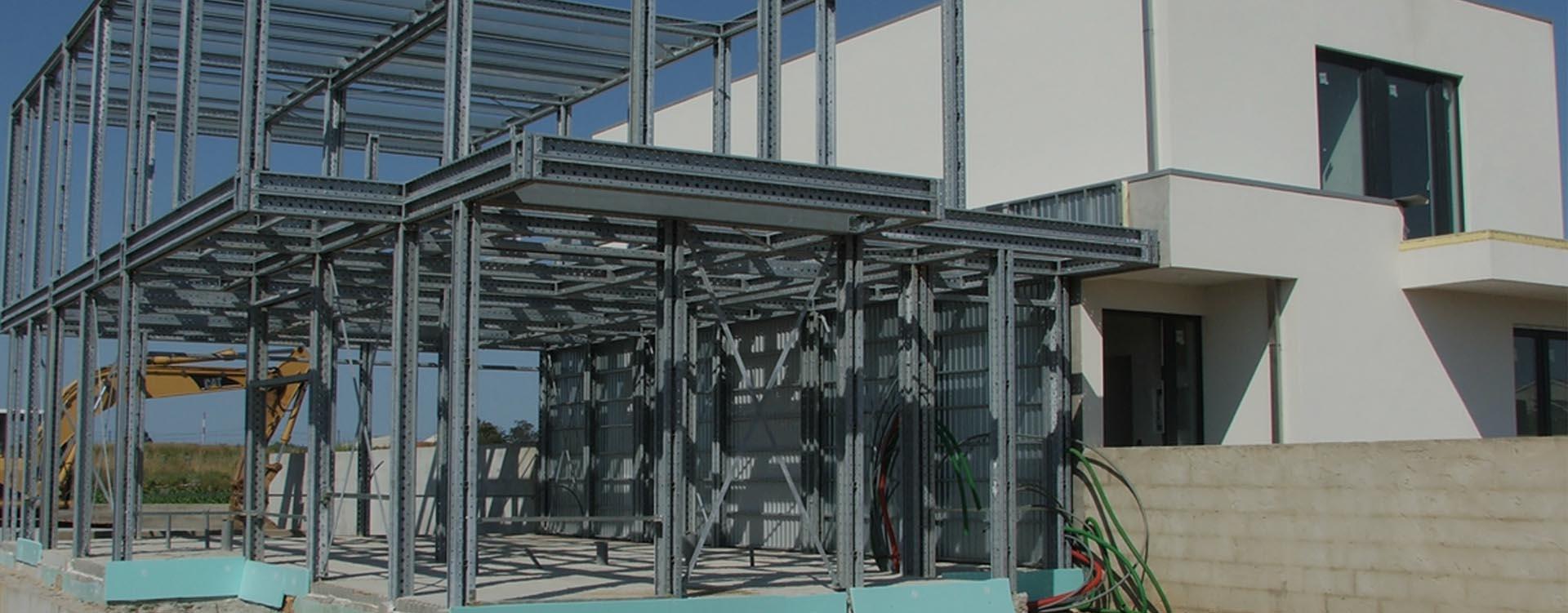 Papel de los edificios de acero prefabricados